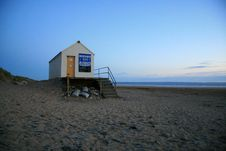 Free Beach Hut Stock Photos - 3872763