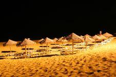 Free Sun Shades At Night Royalty Free Stock Photos - 3873478
