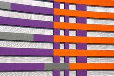 Free Purple And Orange Building Stock Photos - 3874133