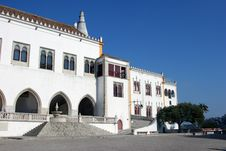 Free National Palace In Sintra Royalty Free Stock Photography - 3874317