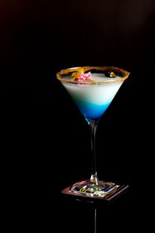 Free Martini Royalty Free Stock Photography - 3874867