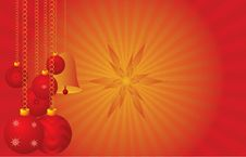 Free Christmas Balls Stock Images - 3875354