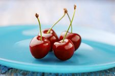 Free Cherries Stock Photo - 3875540