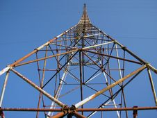Free POWER TRANSMISSION TOWER Stock Photos - 3875843