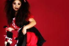 Free Beautiful Filipino Doll Royalty Free Stock Photo - 3876945