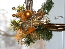 Free Christmas Ornament Royalty Free Stock Photos - 3877278