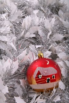 Free Christmas Decoration Royalty Free Stock Photography - 3877297