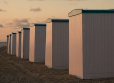 Free Beach Cabins Stock Images - 3877444