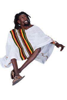 Free Rastafarian Stock Photo - 3878930