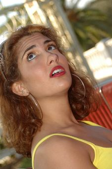 Free Those Eyes Royalty Free Stock Photo - 3879715