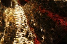 Free Detail Of Cymbal Stock Photo - 3879770