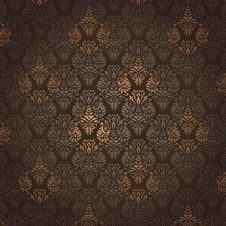 Free Damask Pattern Stock Images - 38725734