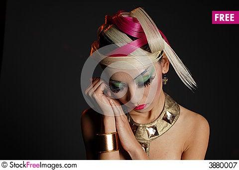 Free Beautiful Asian Girl Royalty Free Stock Photography - 3880007
