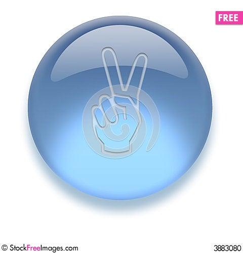 Free Aqua Icon Stock Photo - 3883080