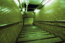 Free Underground Slope Stock Photos - 3880593