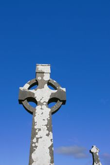 Free Beale Celtic Cross Royalty Free Stock Photo - 3880905