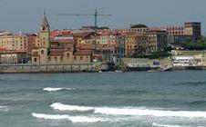 Free Town On Seaside- Spain Stock Photos - 3881233