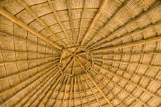 Free Straw Roof Stock Images - 3881594