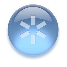 Free Aqua Icon Royalty Free Stock Images - 3882109