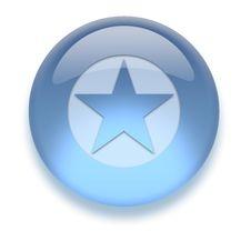 Free Aqua Icon Royalty Free Stock Images - 3882129