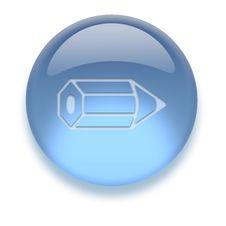 Free Aqua Icon Stock Photos - 3882213