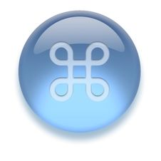 Free Aqua Icon Stock Photography - 3882552
