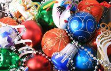 Free Colorful Christmas Stock Photos - 3882973