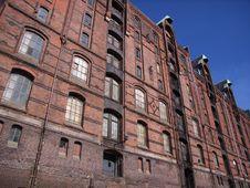 Free Speicherstadt Stock Image - 3882991
