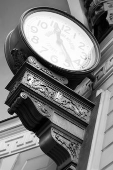 Free Clock Stock Image - 3883701