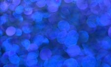 Free Blue Lights Stock Photography - 3883802