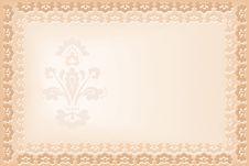Free Beautiful Vector Vintage Wallpaper 8 Stock Photo - 3884260