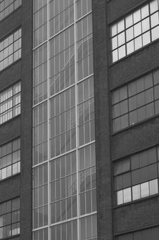 Industrial Building Royalty Free Stock Image