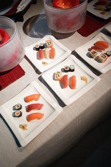 Free Sushi Royalty Free Stock Image - 3884576
