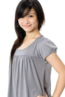 Free Asian Teenager Royalty Free Stock Photography - 3884597