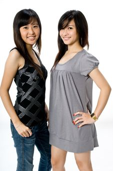 Free Sisters Stock Images - 3884624