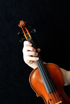 Free Violinists Stock Images - 3885684