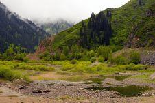 Free Mountains Road Stock Photo - 3887760