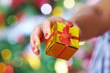 Free X-mas Gift Stock Photo - 3887850