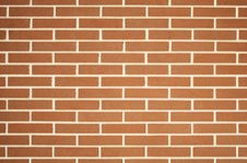 Free Red Bricks Wall Stock Photo - 3889380