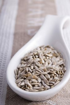 Free Pumkin Seeds Stock Image - 3889651
