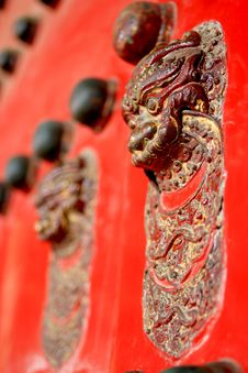 Free Heavy Door Stock Images - 3889664