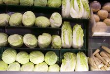 Free Cabbage Stock Image - 3889931