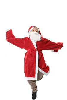 Free Boy - Santa Stock Images - 3890284