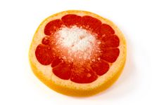 Free Orange Slice Royalty Free Stock Photography - 3891997