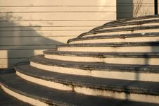 Free Outdoor Stairs Royalty Free Stock Images - 3892069