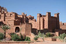Free Famous Kasbah Aït Benhaddou Stock Image - 3892951
