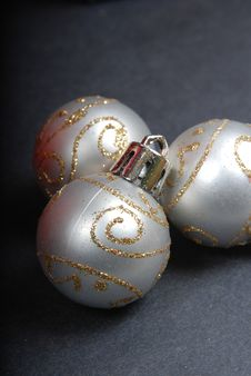Free Christmas Ornaments Stock Images - 3893044