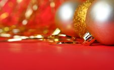 Free Christmas Ornament Royalty Free Stock Photo - 3894345