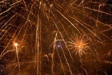 Free Fireworks Royalty Free Stock Photos - 3895758
