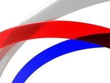 Free Ribbons Royalty Free Stock Photo - 3895925